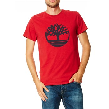 Kennebec - T-shirt manches courtes - rouge
