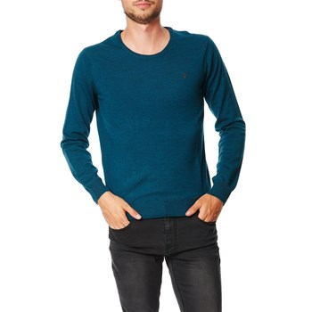 Pull 100% laine - rouge