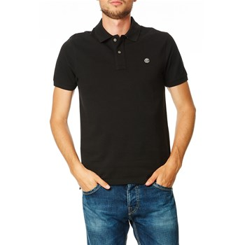 Timberland - Millers - Polo manches courtes - noir