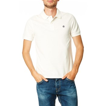 Timberland - Millers - Polo manches courtes - blanc