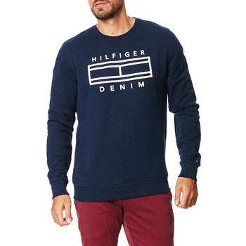 Tommy Jeans - Sweat-shirt - bleu marine