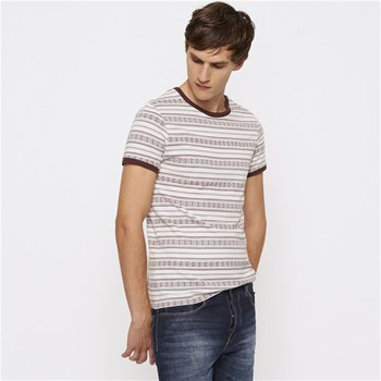 T-shirt manches courtes casual