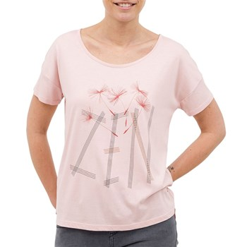 Testy - T-shirt manches courtes - rose