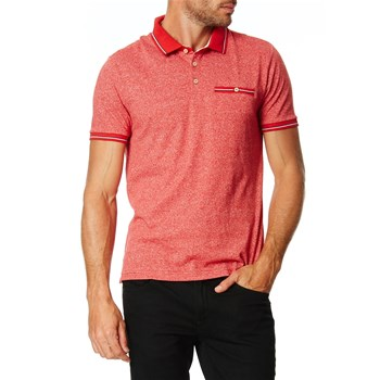 Newcastle - Polos - rouge
