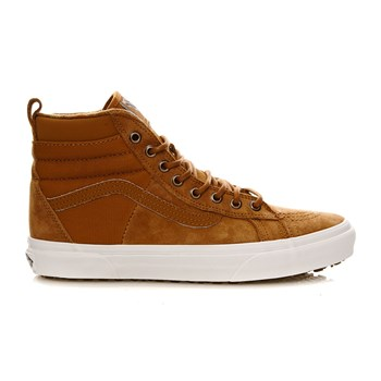 UA SK8-Hi 46 MTE DX - Baskets en cuir - marron