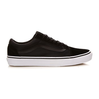 UA Old Skool - Baskets en cuir - noir