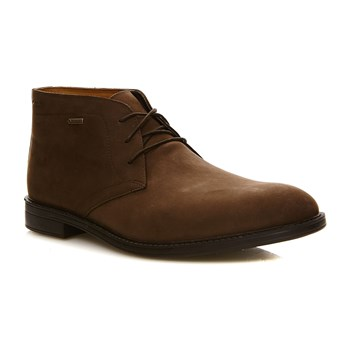Chilver Hi GTX Dark Brown Nub - Bottines en cuir - brun