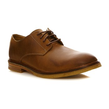 Clarkdale Moon Dark Tan Lea - Derbies en cuir - bronzage