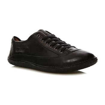 Hollyday - Derbies en cuir - noir