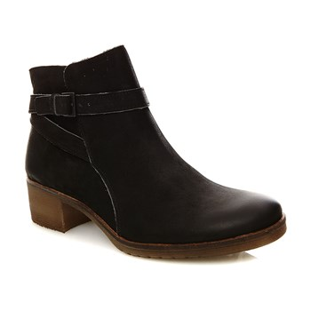 Mila - Bottines en cuir - noir