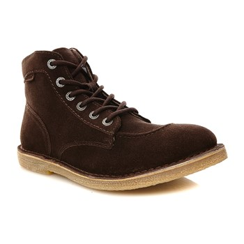 Kickers - Orilegend - Chaussures montantes en cuir - marron