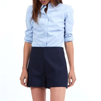 Marie - Mini short - bleu