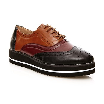 Zapatos Oxford - negro