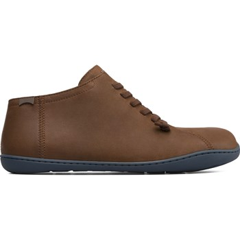 Peu - Bottines en cuir - marron