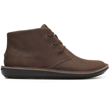 Beetle - Bottines en cuir - marron