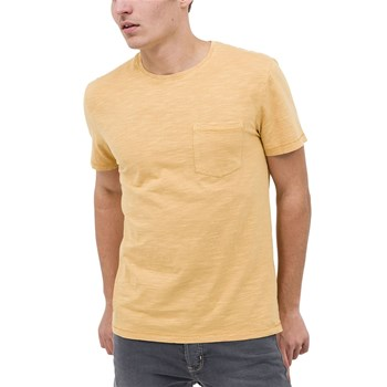 Topic - T-shirt manches courtes - jaune