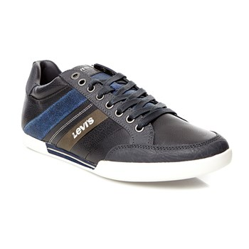 Turlock - Sneakers in pelle - blu