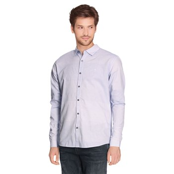 Chemise casual - bleu