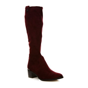 Encre H17 - Boots, Bottines - prune