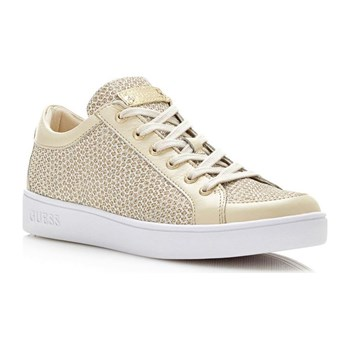 Guess - Glinna - Baskets Mode - beige