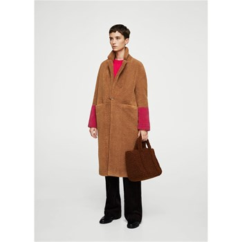 Manteau casual - rose