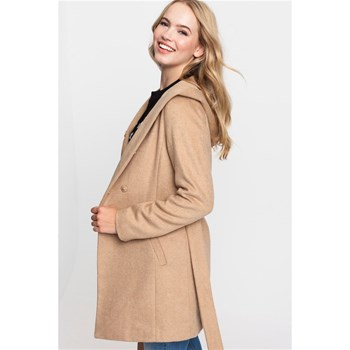 Manteau casual - marron