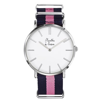Montre casual - rose