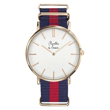 Montre casual - rouge