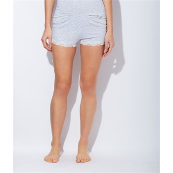 Viscose Lovely - Short - grau