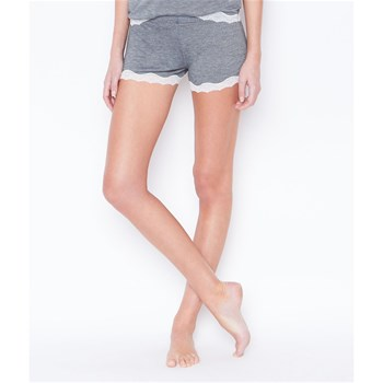 Etam Lingerie - Viscose lovely - Shorts - grau