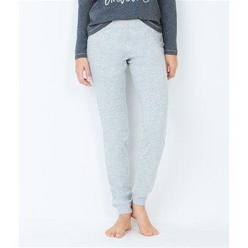 Etam Lingerie - Sweat Bear - Pantalon - gris clair