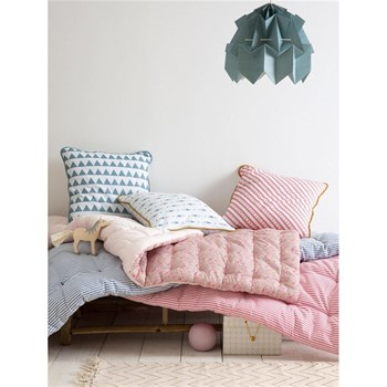 Taie de coussin - rose