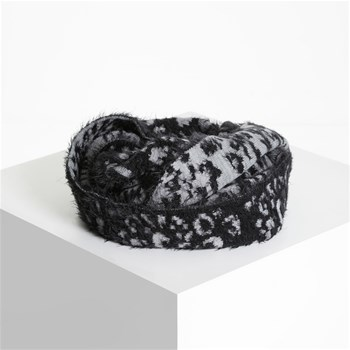 Snood double tour - gris