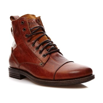 EMERSON - Bottines - brun