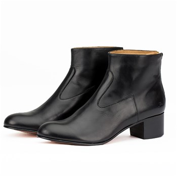 Nigrigenis - Bottines en cuir - noir