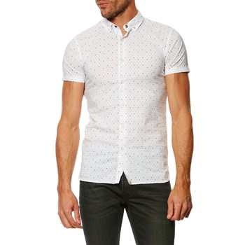 Camisa casual - blanco