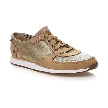 Chazy - Sneakers in pelle - bronzo