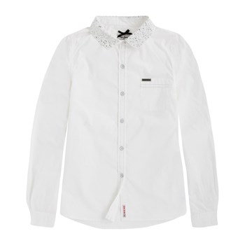 Addy - Chemise casual - bianco
