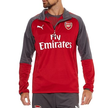 Arsenal - Sweat-shirt - rouge