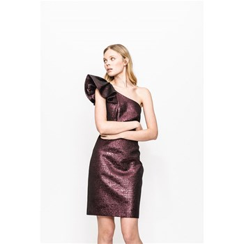 Patty - Robe courte - bronze