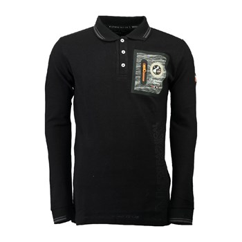 Geographical Norway - Polo - noir