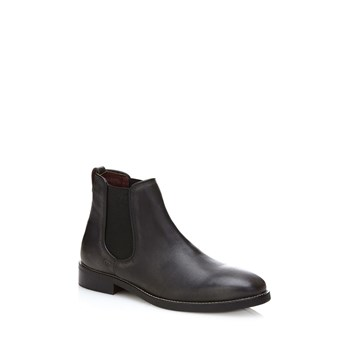 Jared - Bottines en cuir - noir