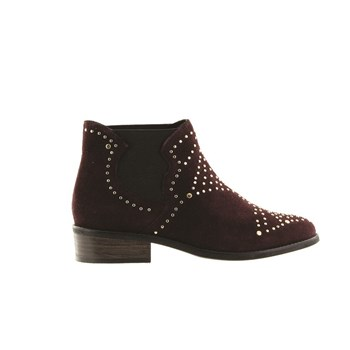 Jipp - Boots, Bottines - bordeaux