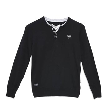 Nagem - Sweat-shirt - noir