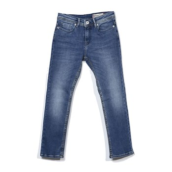 Cego - Jean slim - denim bleu