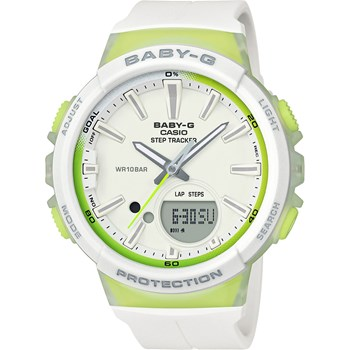 Baby-G - Montre analogique - blanc