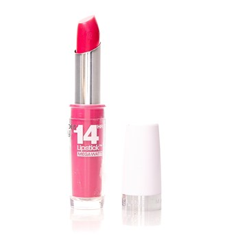 Maybelline - 14 Lipstick Megawatt - Rossetto - 135 Flash or Fuchsia
