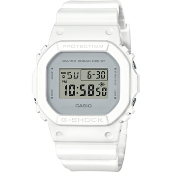 G-Shock - Montre digitale - blanc