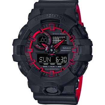 G-Shock - Montre digitale - noir