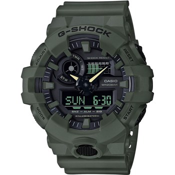 Casio - G-Shock - Montre digitale - kaki